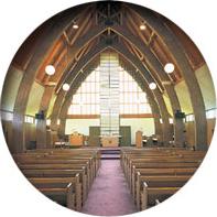 千里山ナオミ幼稚園の教会